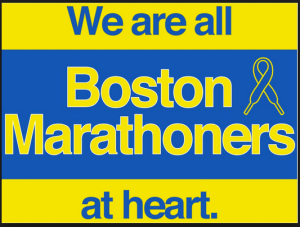 Boston Marathon Boston Strong